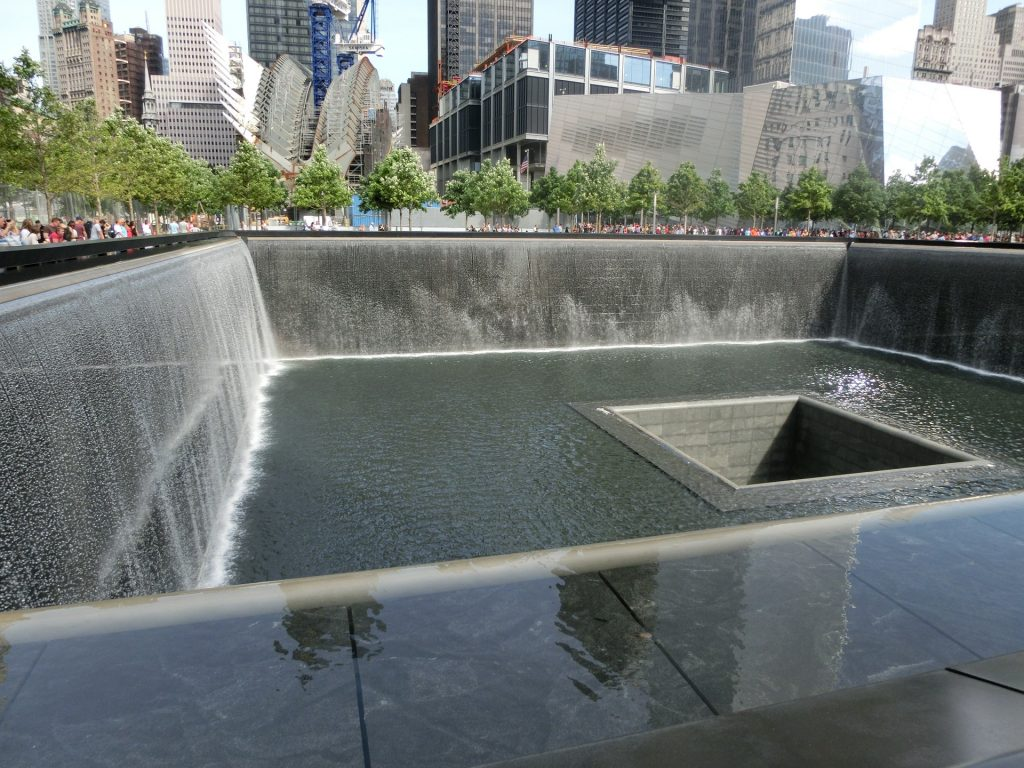 16 Acres chronicles the rebuilding of Ground Zero after the devastating attacks of September 11th.